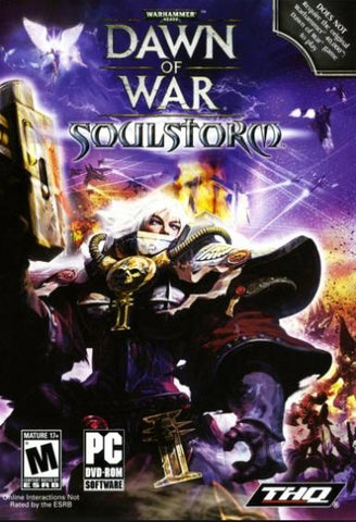 Warhammer 40,000: Dawn of War - Soulstorm, qbo-one-digital-games
