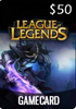 League of Legends 50 $, qbo-one-digital-games