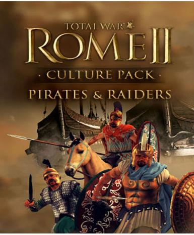 Total War: Rome 2 - Pirates and Raiders Culture Pack(DLC), qbo-one-digital-games