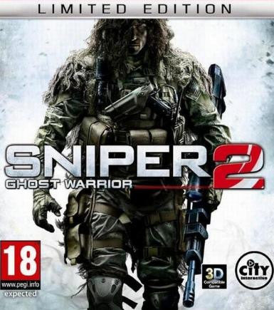 Sniper: Ghost Warrior 2 (Limited Edition)