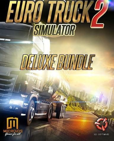 Euro Truck Simulator 2 (Deluxe Bundle), qbo-one-digital-games