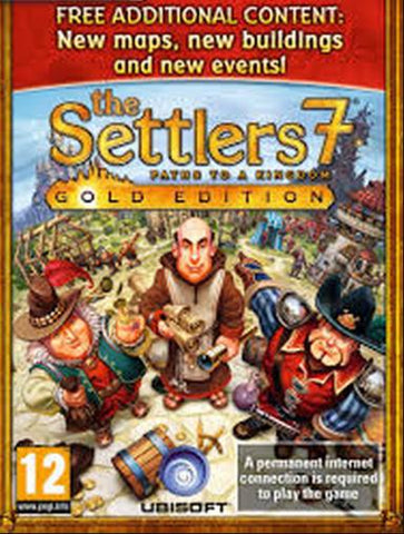 The Settlers 7: Paths to a Kingdom (Gold Edition), qbo-one-digital-games