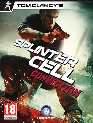 Tom Clancy's Splinter Cell: Conviction, qbo-one-digital-games