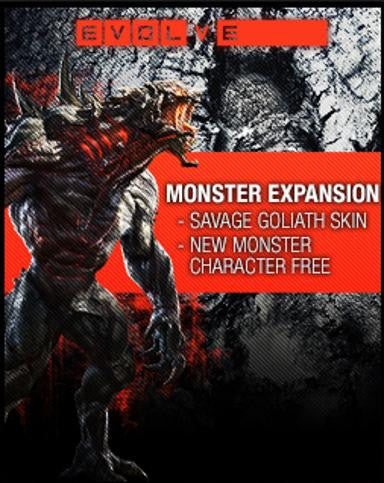 Evolve - Monster Expansion Pack (DLC)