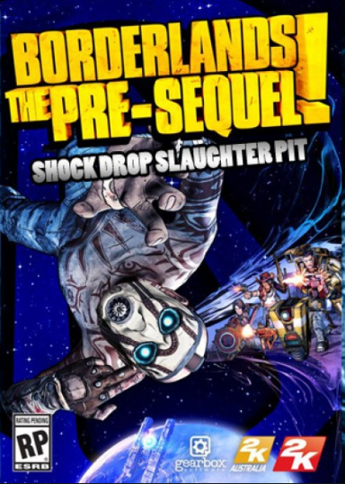 Borderlands: The Pre-Sequel (incl. Shock Drop Slaughter Pit DLC)