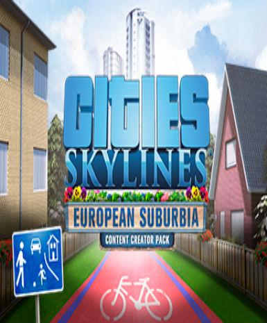 Cities: Skylines - European Suburbia
