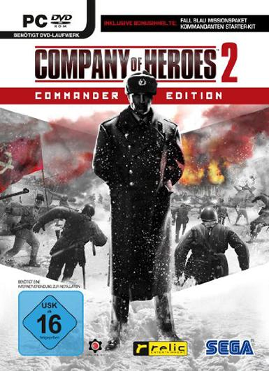 Company of Heroes 2 - Commander Edition (DLC)