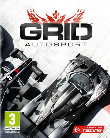 Grid: Autosport, [product_type]