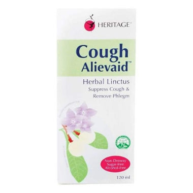 Cough Alievaid - Heritage
