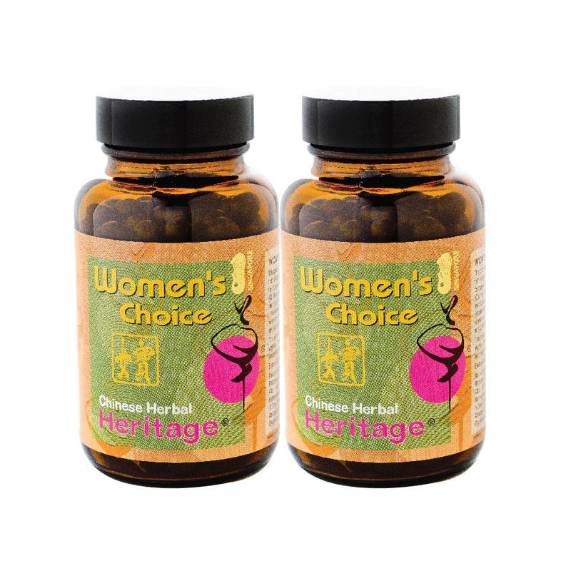 Women's Choice 60s x 2 (Twin Pack)