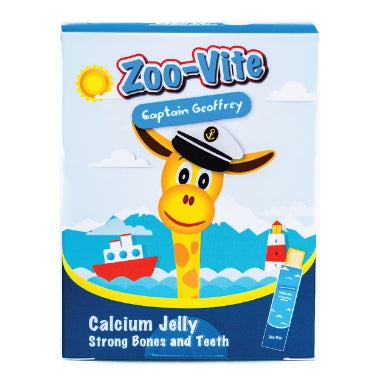 Zoo-Vite Jelly Sticks - Calcium - Heritage