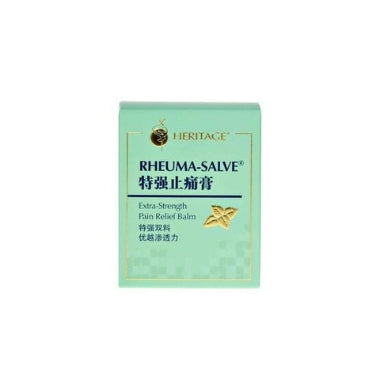 Rheuma-Salve Medicated Balm 50grams - Heritage