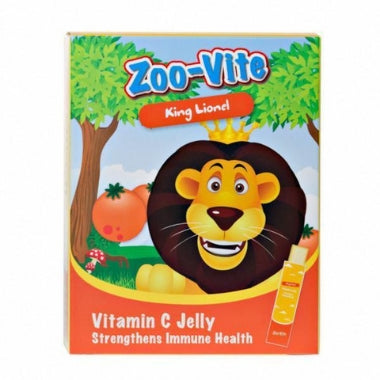 Zoo-Vite Jelly Sticks - Vitamin C - Heritage