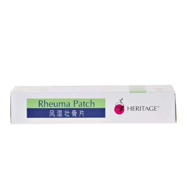 Rheuma Patch - Heritage