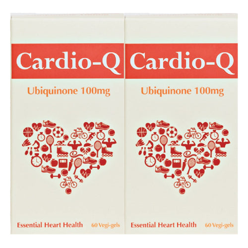 Cardio-Q 60s x 2 (Twin Pack) - Heritage