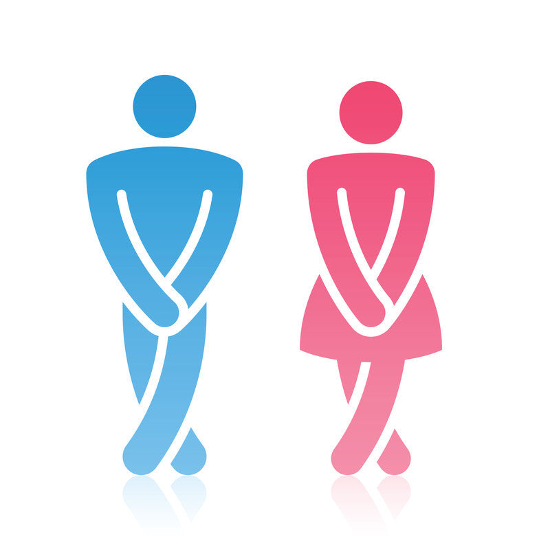 Causes of Urinary Incontinence in Men and Women