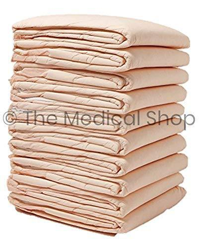 "100 SUPERABSORBENT 30"" x 36"" DISPOSABLE UNDERPADS"