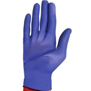 Cardinal Health Flexal Feel Purple Nitrile Exam Gloves
