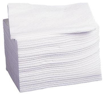 Deluxe Dry Disposable Washcloths - Wet Wipes for Incontinence