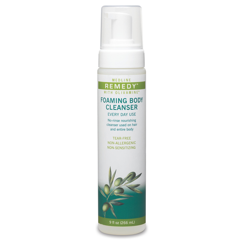 Remedy Olivamine Foaming Body Cleanser