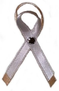 Childhood Cancer Awareness Ribbon Pin
