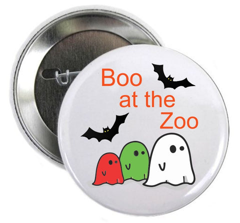 Halloween Button Trick or Treating Ghosts - Awareness Promotionals