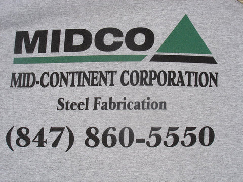 Midco Screen Printed T-Shirt