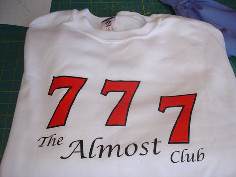 The 777 Almost Club
