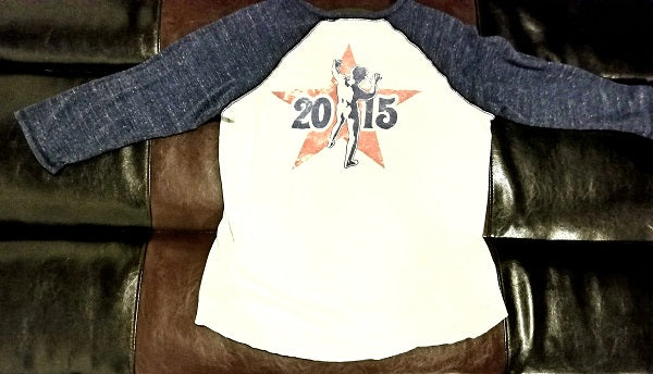 Rush R40 2015 Tour T-Shirt Men's XL