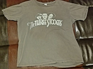 THE THREE STOOGES QUAIL HOLLOW T-Shirt Men's LARGE LG