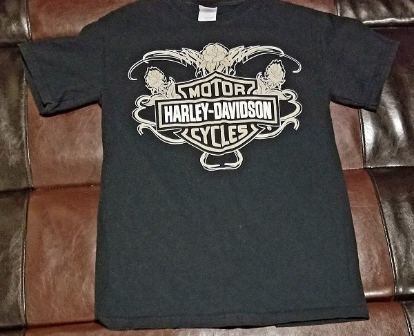 HARLEY-DAVIDSON Gildan T-Shirt Men's SMALL SM