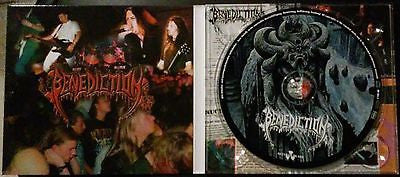 Benediction, CD, Transcend the Rubicon, German Import, Digipak, Nuclear Blast