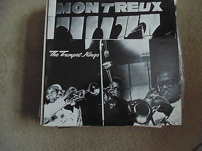 Montreux LP, The Trumpet Kings, Gillespie, Peterson, 2310-754, M/NM, Jazz