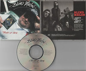 Blind Melon CD, Tones of Home, RARE Promo Single, Original 1992 Capitol