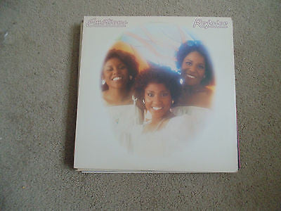 Emotions LP, Rejoice, Columbia Records, NM