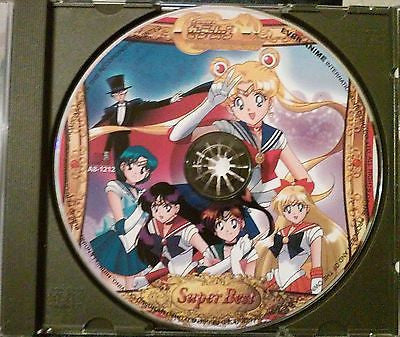 Sailormoon World, Super Best, CD, Japan Import, Ever Anime International