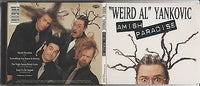 Weird Al Yankovic CD, Amish Paradise, RARE Maxi-Single, Orig 1996 Scotti Bros.