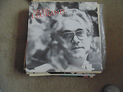 Michel Legrand LP, Self-titled, Same, S/T, Attendre, 58405, NM, Jazz