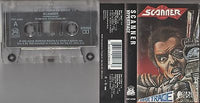 Scanner Cassette, Hypertrace, RARE 1st Press, 1988 Noise, OOP, Hyper Trace