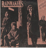 Rainmakers CD, Spend It On Love, RARE 4-Track Promo Single, Orig 1989 PolyGram