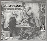 Sarcophagus CD, Self-titled + Deadnoise + Ubermensch, RARE, EPs, 1996 Pulverizer