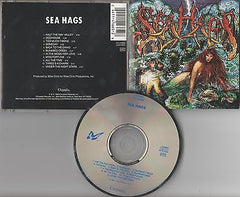 Sea Hags CD, Self-titled, Original 1989 Chrysalis, Arcade