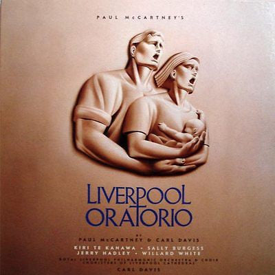 Paul McCartney CD, Liverpool Oratorio, 2-Disc, Original 1991 EMI, Carl Davis