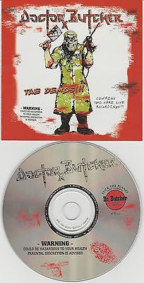 Doctor Butcher CD,  The Demos, 1999 Indy, Savatage, Dr., Jon Oliva's Pain