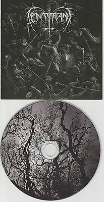 Centimani CD, Usurping the Throne of Flesh, RARE, 2010 Independent, EP