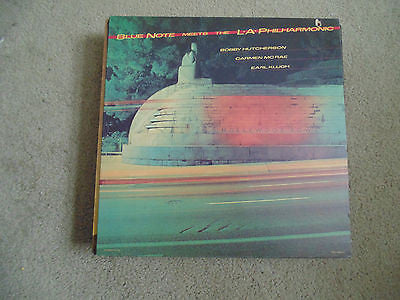 Blue Note Meets L.A. Philharmonic, Klugh, Bobby Hutcherson, Mcrae, BN-LA870-H