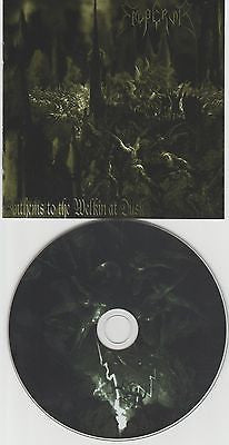 Emperor CD, Anthems to the Welkin at Dusk, 2004 Candlelight, UK Import