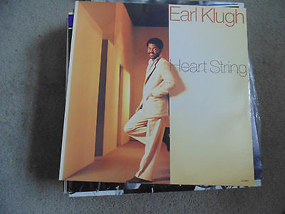 Earl Klugh LP, Heart String, UA-LA942-H, M/NM, Jazz