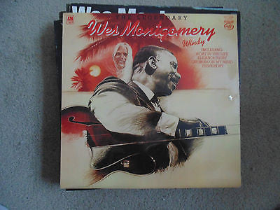Wes Montgomery LP, Windy, A&M, Made in England, MFP 50436, M/NM