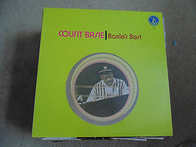 Count Basie LP, Basie's Best - Greatest, Jazz, M/NM